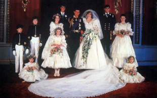 Charles, Diana & Camilla