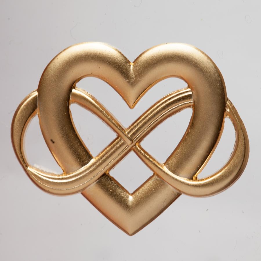 polyamorie logo sieraad hanger