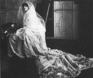 Vita op haar trouwdag