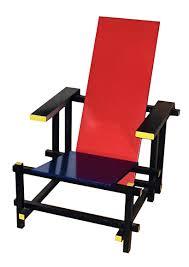 Rietvelds beroemde stoel