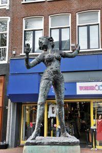 Mata Hari in Leeuwarden