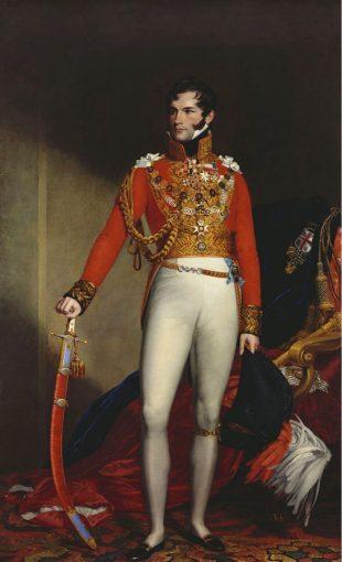 Leopold I Koning der Belgen