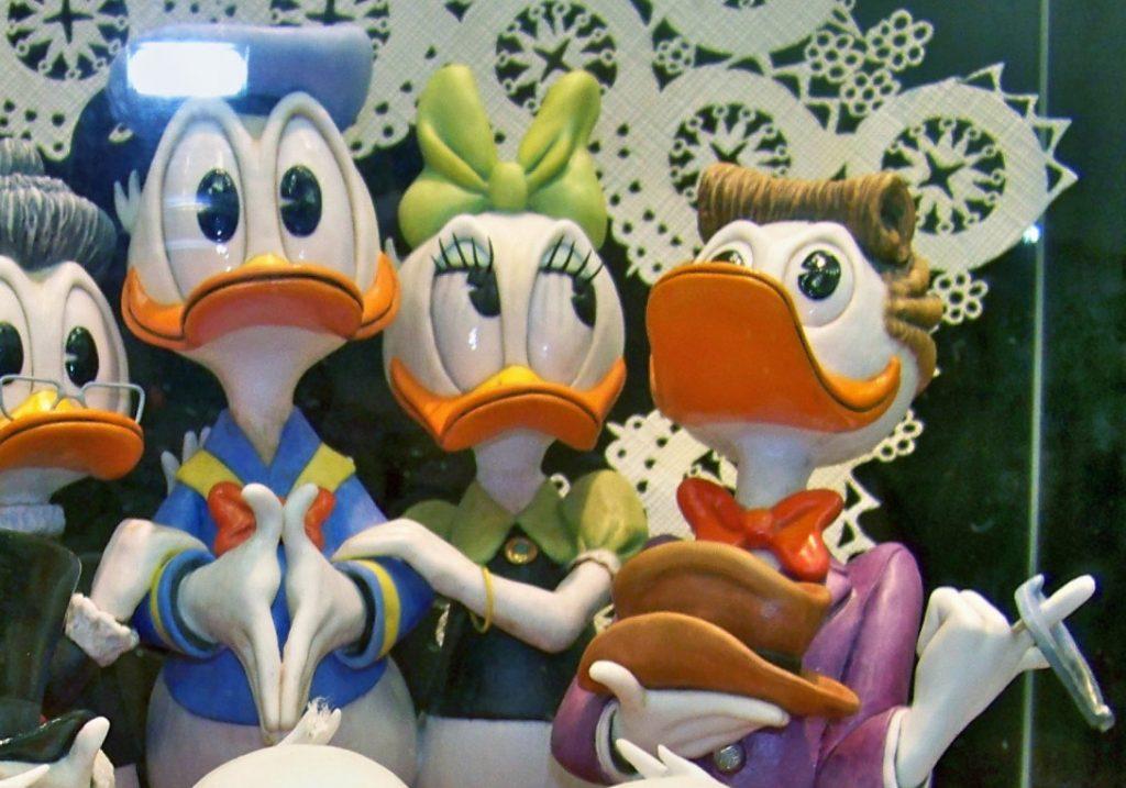 Katrien duck polyamorie