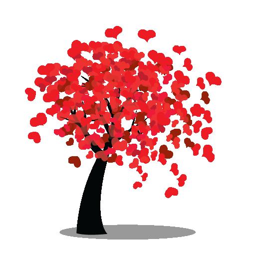pluk de liefde polyamorie logo