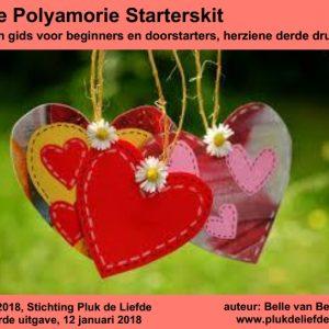 Polyamorie Starterskit softcover, 3e druk