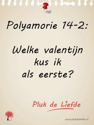Valentijn plukje
