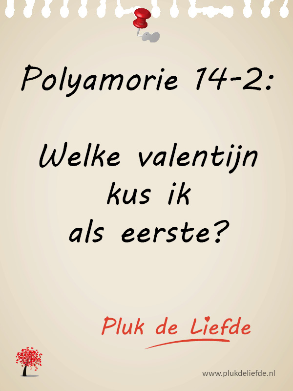 plukje - valentijn