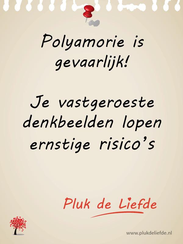 polyamorie denkbeelde oordelen
