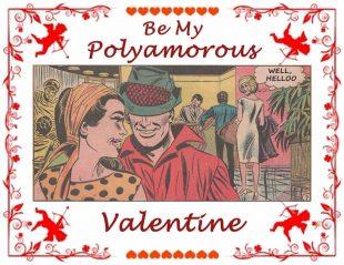 Méér dan één Valentijn?  Doe mee met onze PolyValentijns Poll!