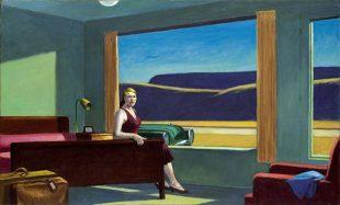 Western Motel - een kort polyverhaal