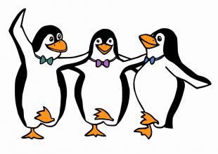 PolyBeest - Pinguin bi